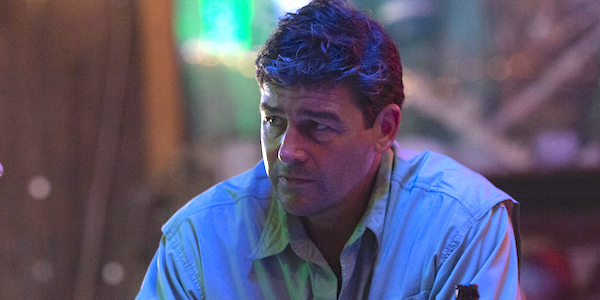 john at a bar on bloodline