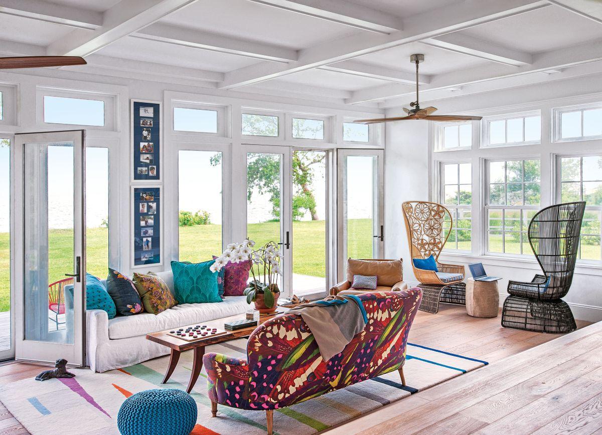 12 modern summer house ideas to create a serene escape in your own garden