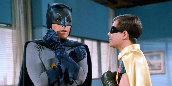 Adam West Burt Ward batman robin