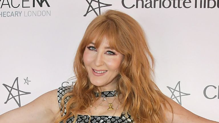 Charlotte Tilbury has revealed she always wears eye makeup to bed with her husband