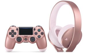 Check out 4 new DualShock 4 controller colors - and one matching headset - coming this fall