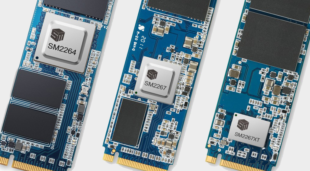 Cheaper PCIe 4.0 SSDs could be on the way thanks to Silicon Motion's new controllers