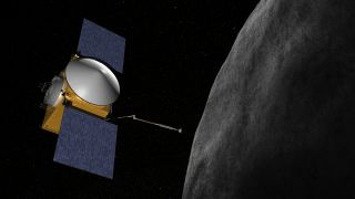OSIRIS-REX Probe