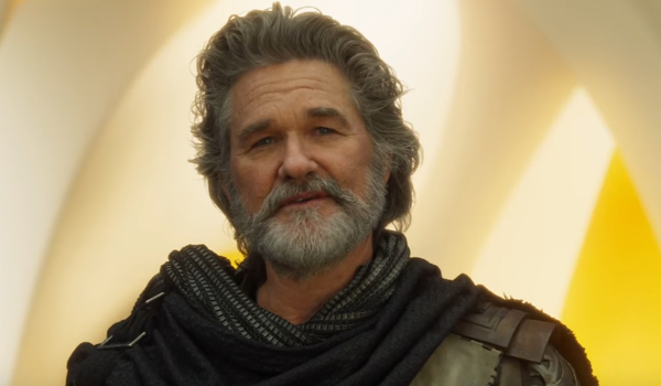 Guardians Of The Galaxy 2 Kurt Russell Ego Smile