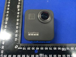 ANOTHER GoPro release? Leaked GoPro Max pictures show new 360 camera