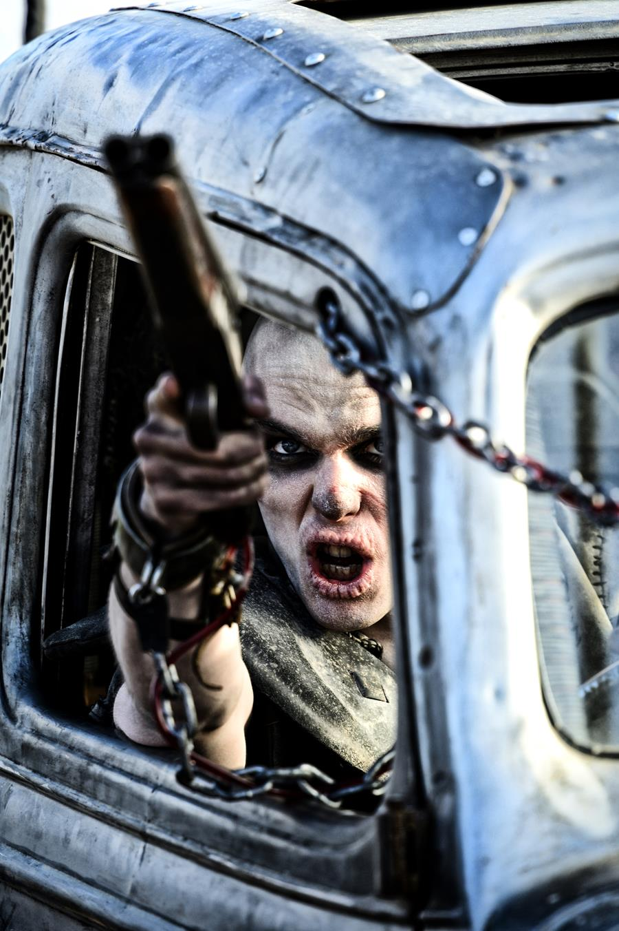 Mad Max: Fury Road Shares First Poster, Hi-Res Images #8329