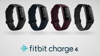 serie Fitbit Charge 4