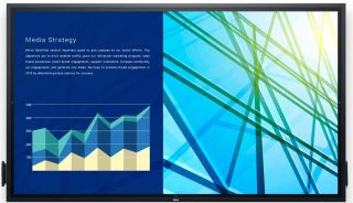Dell C8621QT 86 4K Interactive Touch Monitor