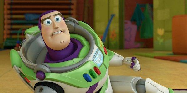 Tim Allen as Buzz Lightyear in Toy Story 3
