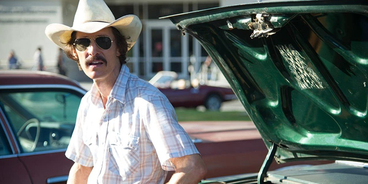 Matthew McConaughey's Unbelievable Diet For Dallas Buyers Club Included Plenty Of Alcohol