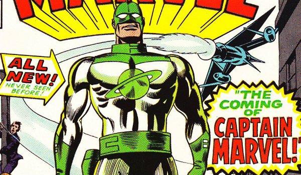 Mar Vell Captain Marvel