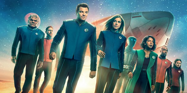 The Orville Is Moving To Streaming
