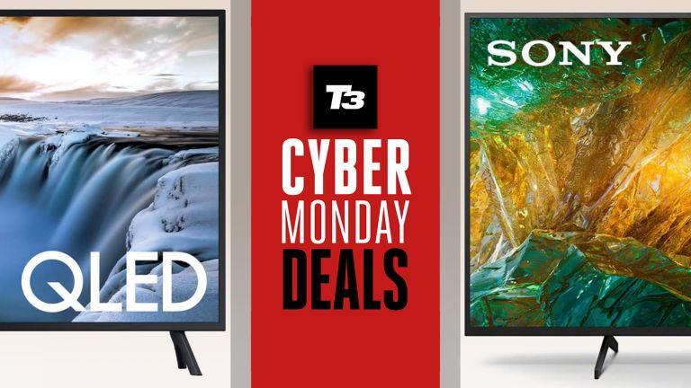 amazon cyber monday tv deals
