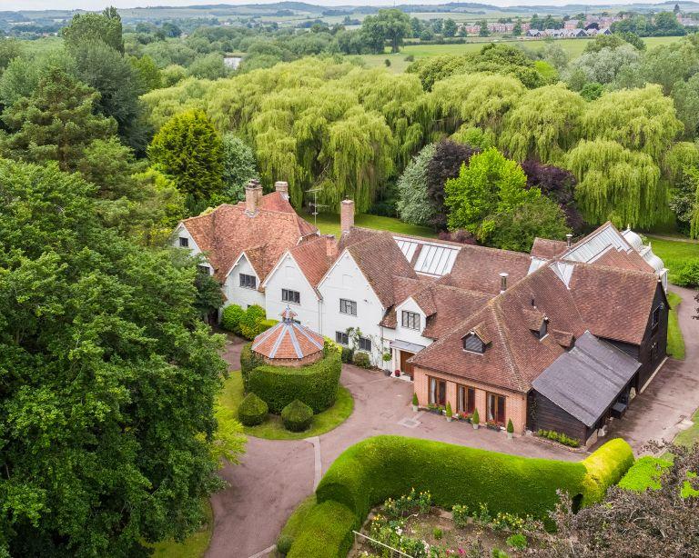 Sir Michael Caine house
