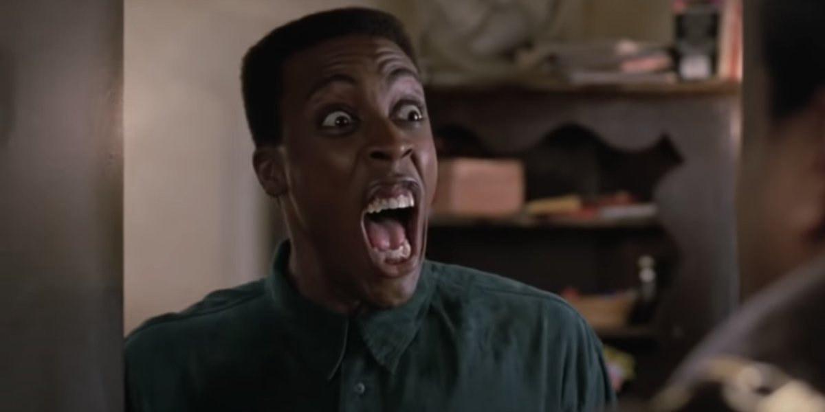 Arsenio Hall in Coming to America