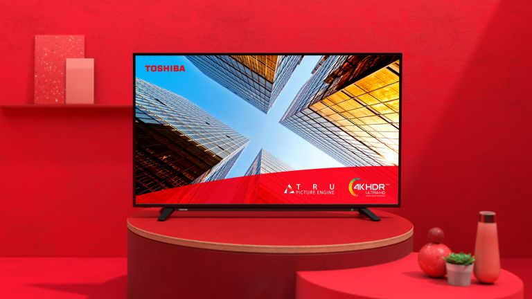 Toshiba UL20 cheap 4K TV