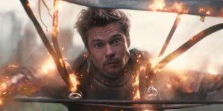 Brad Pitt as Vanisher in Deadpool 2