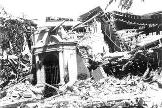 earthquake damage, earthquake building safety