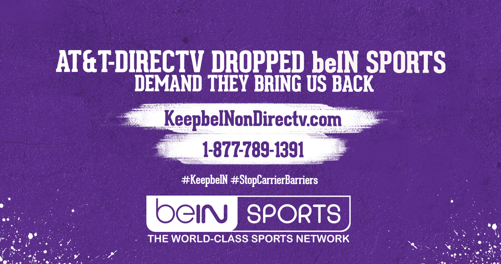 At T Drops Bein Sports From Channel Lineup Broadcasting Cable