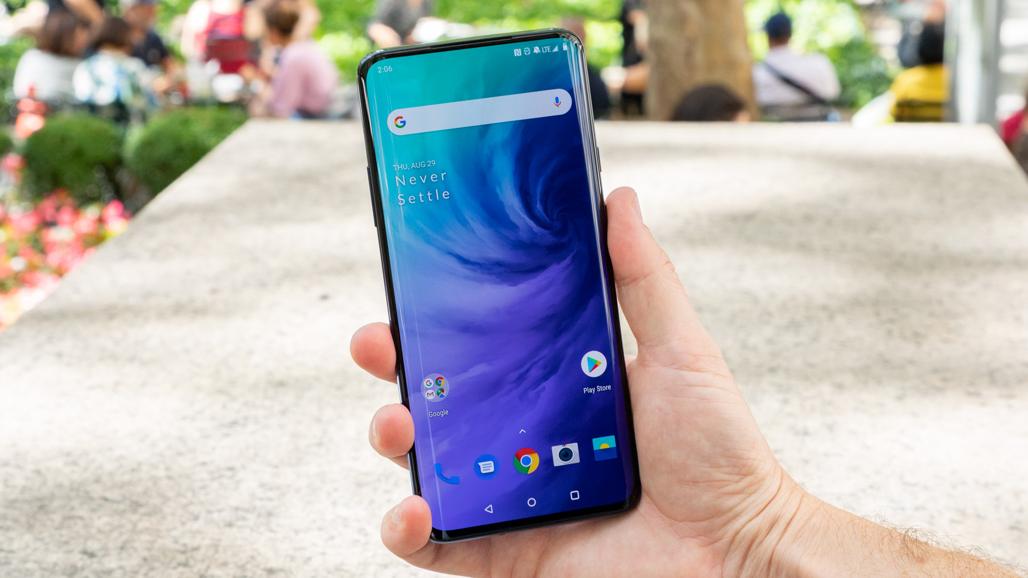 OnePlus 7T might get the 90Hz display without needing the