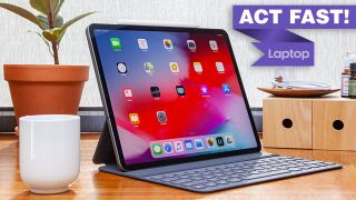iPad Pro 12.9 (2018) with LTE Black Friday Deal