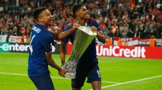 Europa League Manchester United