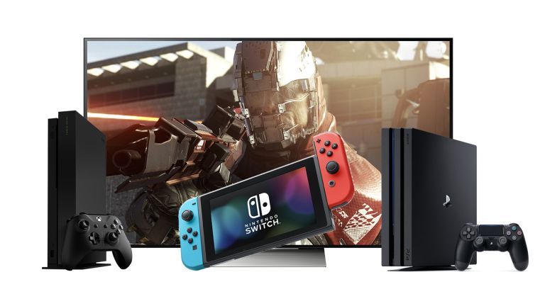 Best video game consoles 2019 Xbox PlayStation Nintendo