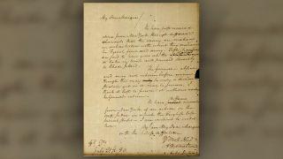 Alexander Hamilton stolen letter