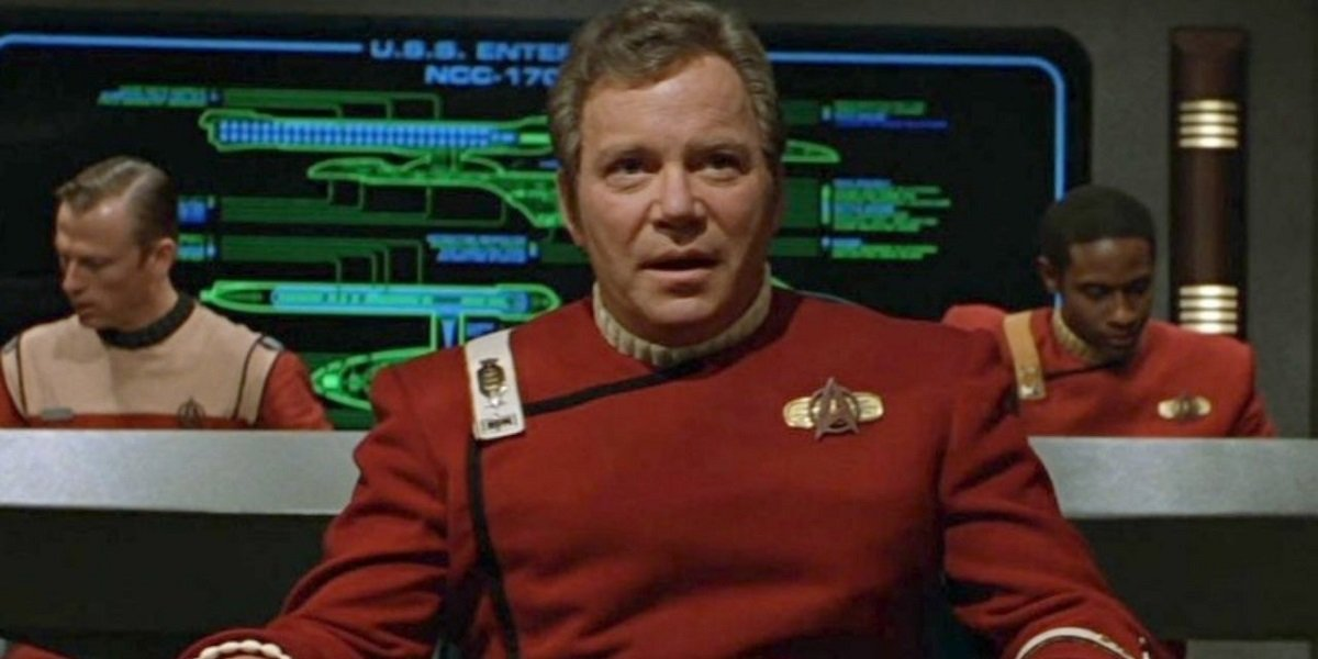 star trek generations william shatner captain kirk