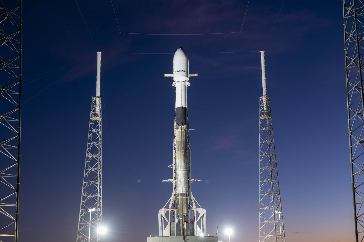 SpaceX to launch new Sirius XM satellite from Florida today. How to watch it live.