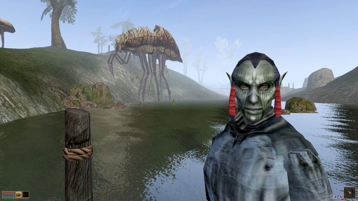 Morrowind: Rebirth overhaul mod just had its biggest update