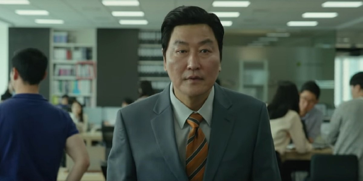 Kang-ho Song in Parasite