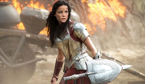 Lady Sif Jaimie Alexander Thor Marvel