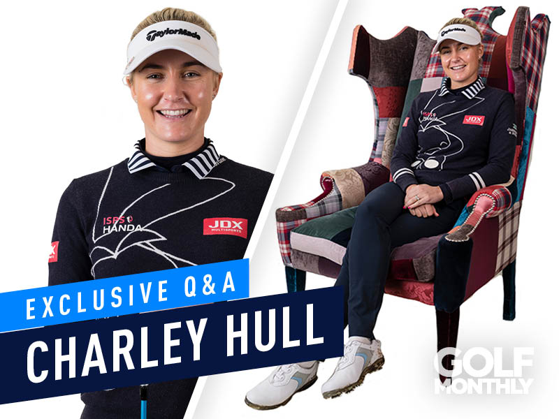 Charley Hull Exclusive Q A Turning Pro Young Life On Tour More