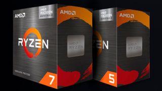 AMD Ryzen 5000G (Cezanne)