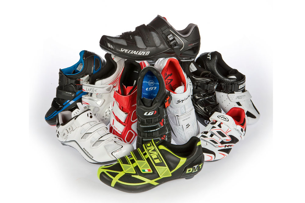 Group Test Road Shoes Under 163 100