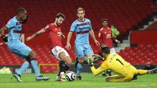Fernandes Manchester United