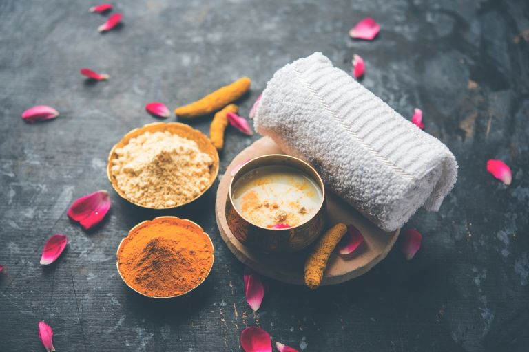 tumeric benefits in beauty products