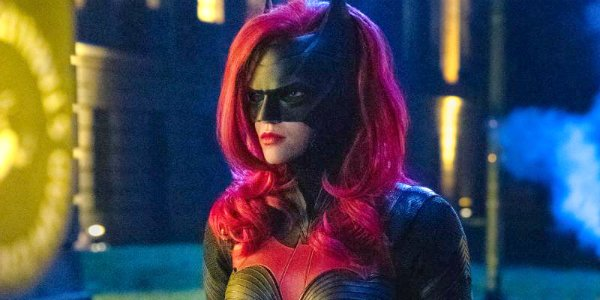Ruby Rose as Kate Kane Batwoman The CW