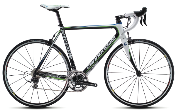 Cannondale Super Six 105 2011