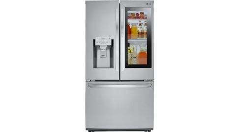 LG LFXS26596S French door refrigerator review