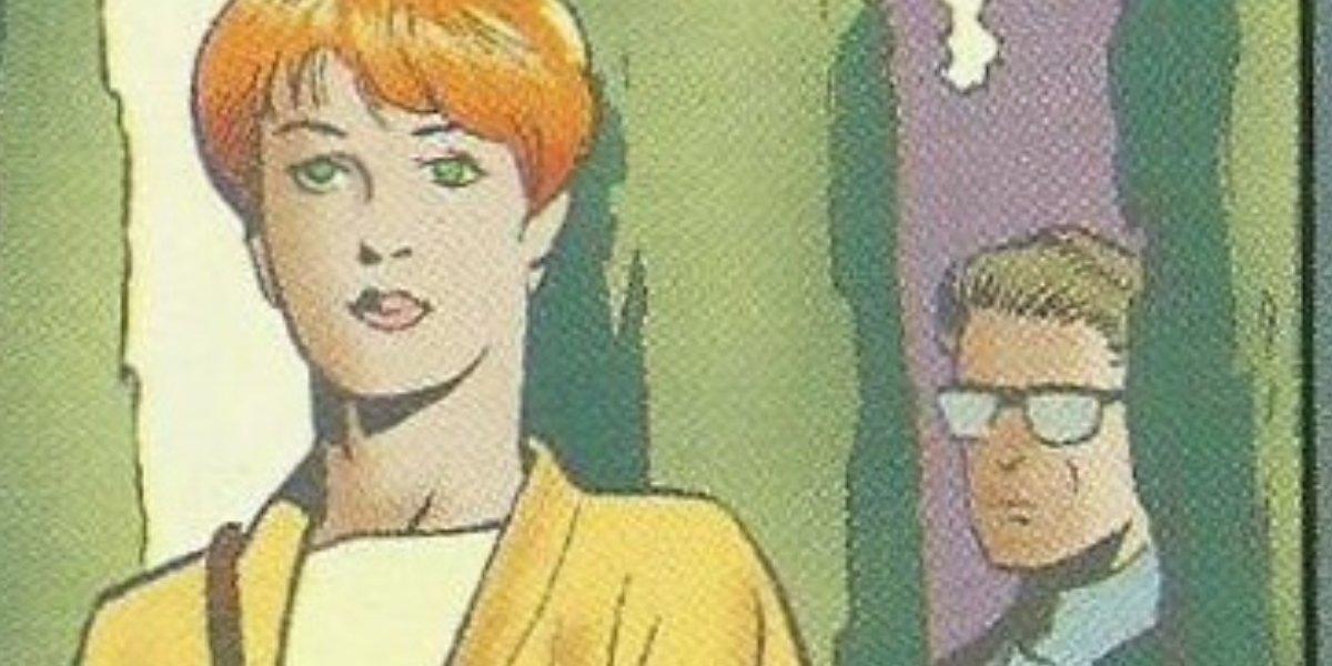 Pamela Isley and Marc Legrand from DC Comics