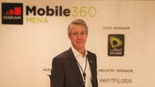 Mats Granryd, director-general of GSMA