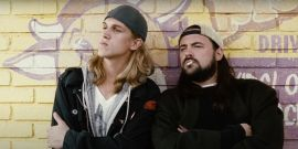 The Clerks 3 Shoot Is Ending, And Kevin Smith Dropped A Photo With Jason Mewes To Celebrate