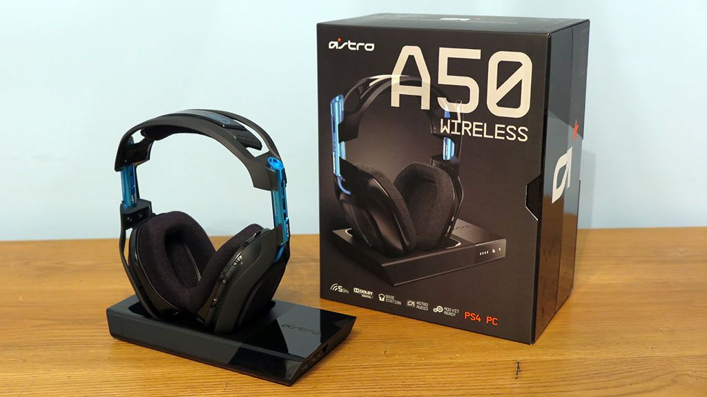 Astro Gaming A50 Wireless + Base Station review | T3