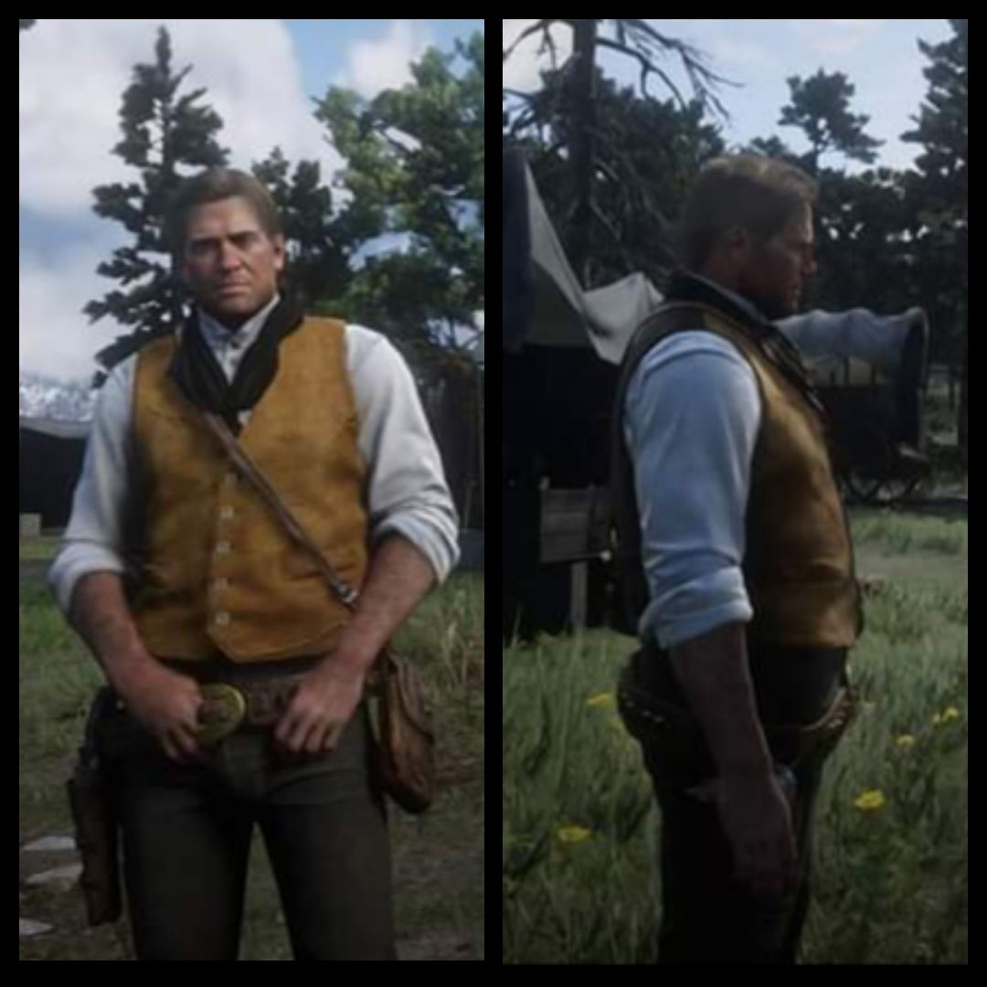 Check out how Red Dead Redemption 2 lets you grow a magnificent mustache or  achieve thiccness | GamesRadar+