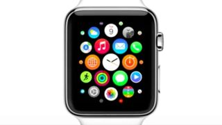 Face of Apple Watch