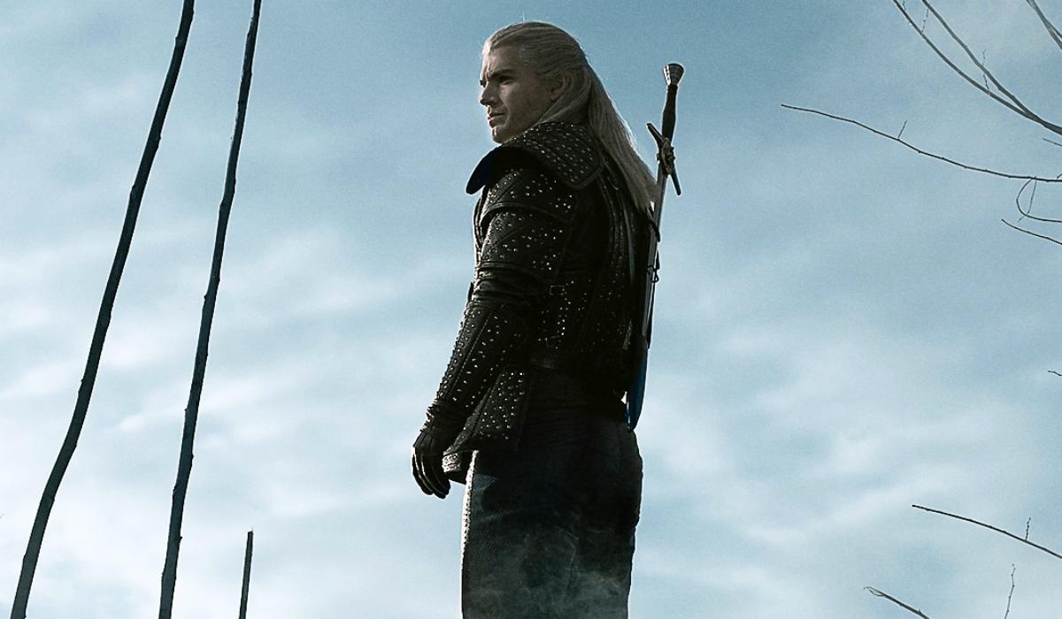 The Witcher Henry Cavill Geralt of Rivia Netflix
