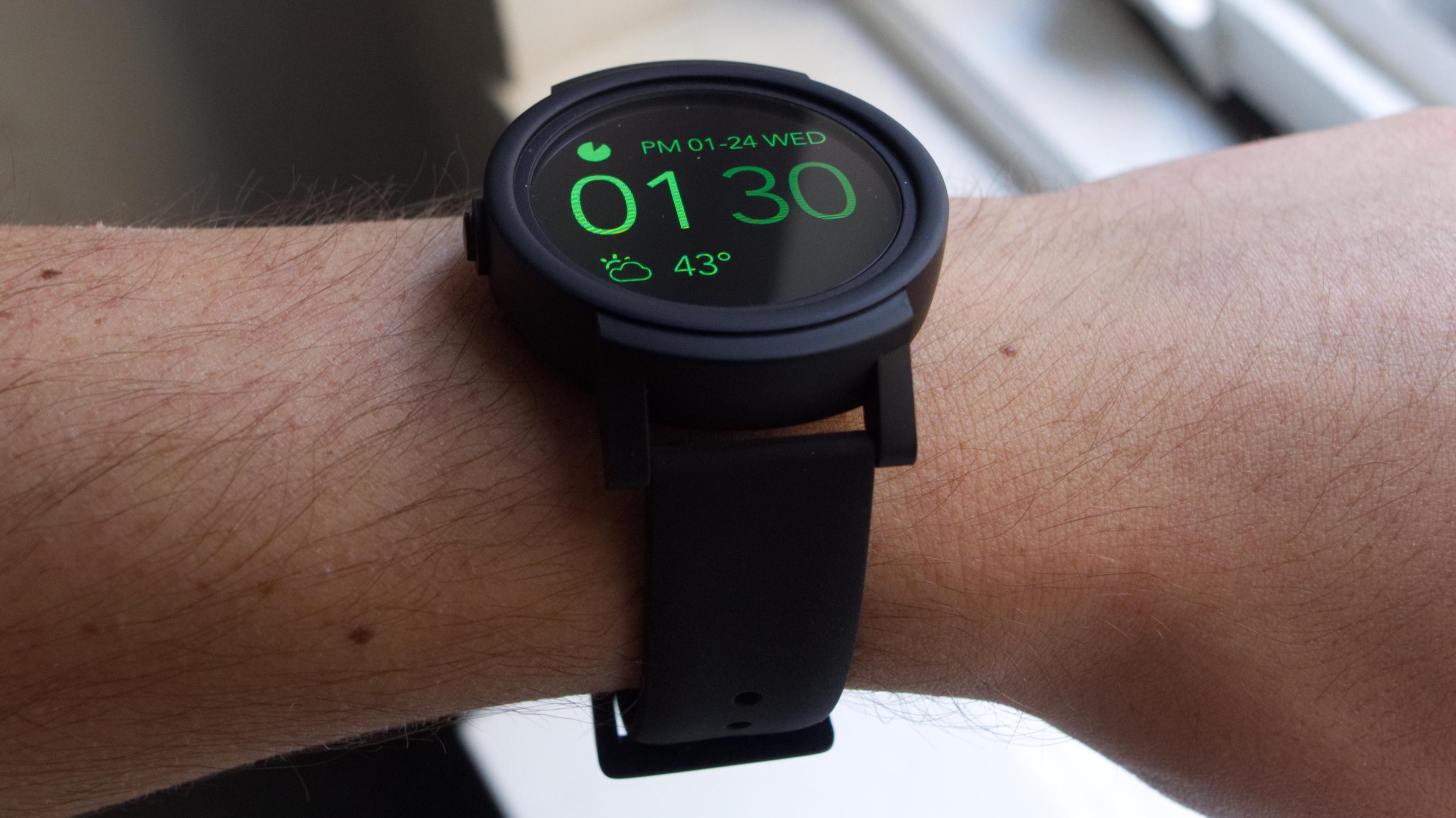 Ticwatch E review: Page 2 | TechRadar