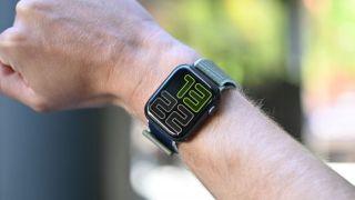 Apple Watch 5. Image Credit: TechRadar